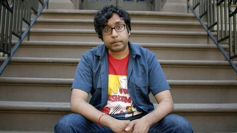 PBS NewsHour -- Hari Kondabolu on The Simpsons' Apu and harmful stereotypes