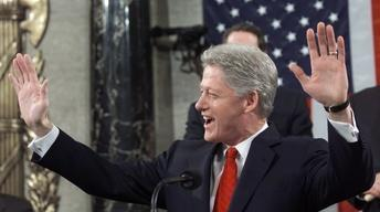 How presidents make history with the State of the Union