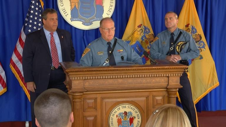 NJTV News: State police head retires amid speculation of job offer
