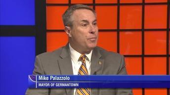 Germantown Mayor Mike Palazzolo