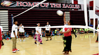 Chuukese Volleyball Culture