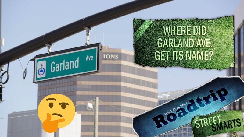 Central Florida Roadtrip Street Smarts: Garland Ave.
