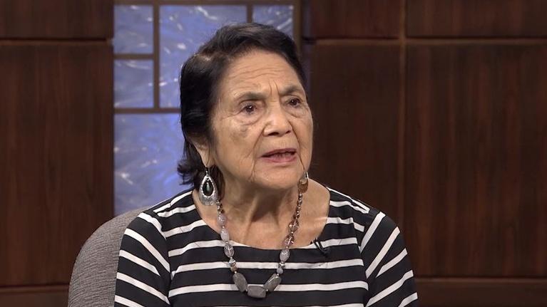 Horizonte: 10/10/17 Dolores Huerta