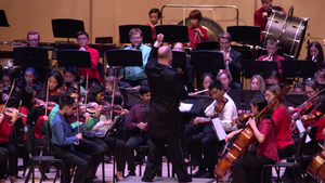 Youth Orchestras of Fresno: December 2017 Performance