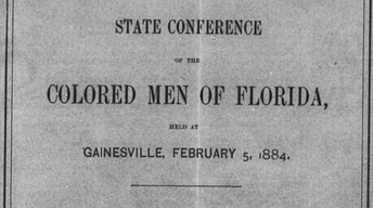 The Creation of Florida A & M University