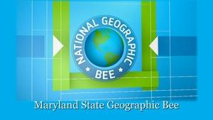 Maryland State Geographic Bee 2017