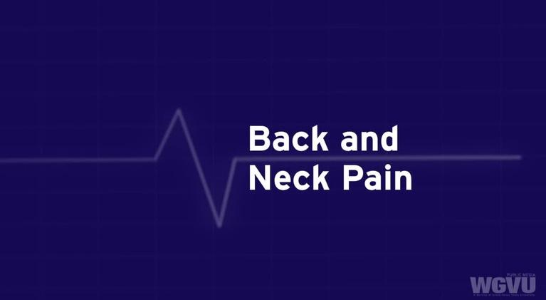 Family Health Matters: Back and Neck Pain