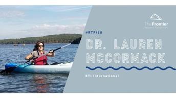 RTP 180 on Opiods: Dr. Lauren McCormack & Opioid Research