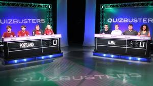 Portland vs. Alma