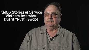 """Duard """"Putt"""" Swope Vietnam War Interview"""