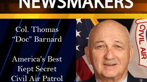 "News Makers-02/22/17-Col. Thomas ""Doc"" Barnard, America's Be"