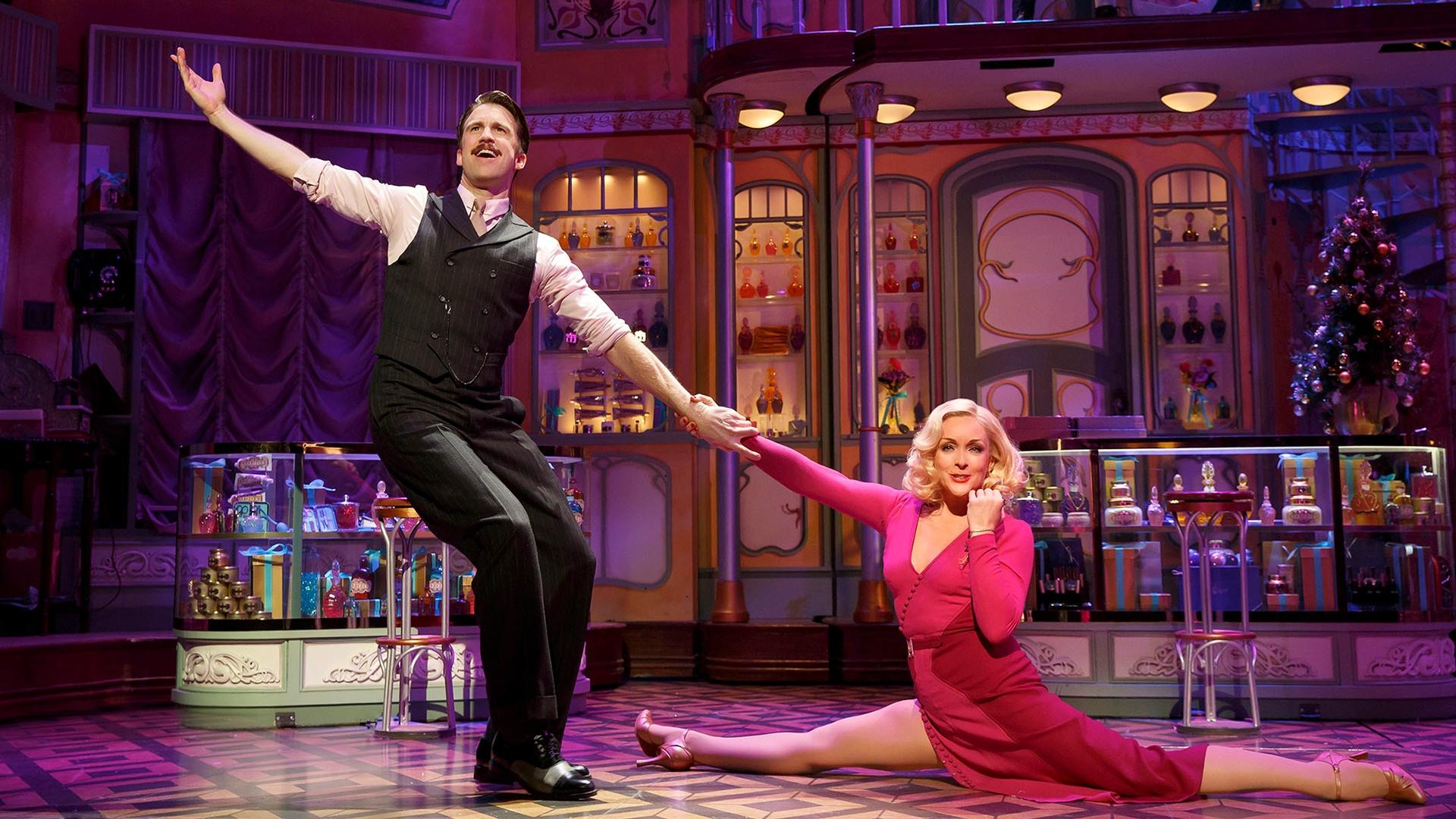 """Great Performances – """"She Loves Me"""""""
