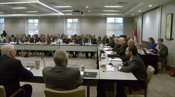 The UNC Board of Governors Meeting, November 3,2017