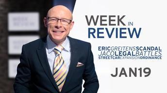 Greitens Scandal, JACO, Streetcar Ordinance - Jan 19, 2018