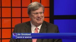 Memphis Mayor Jim Strickland