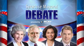 Syracuse Mayoral Debate
