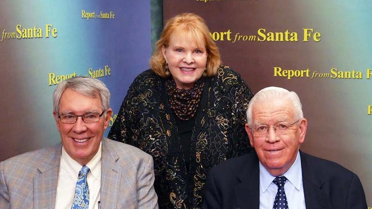 Report From Santa Fe, Produced by KENW: Senators Smith and Ingle