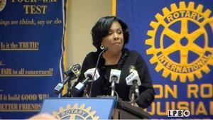 Sharon Weston Broome, Baton Rouge Mayor-President