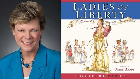 Book View Now -- Cokie Roberts | 2017 National Book Festival