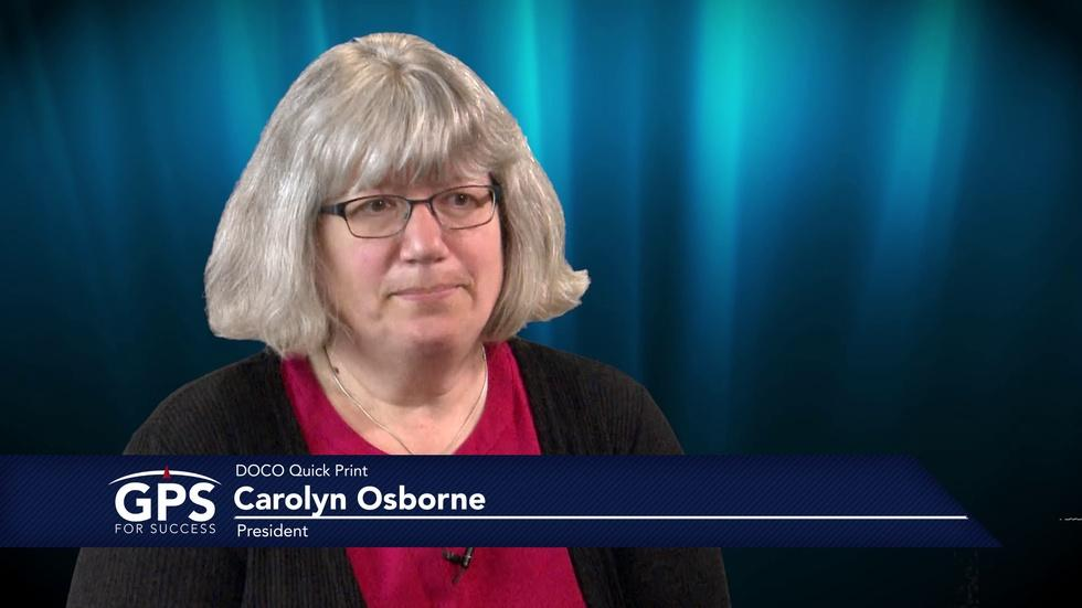 Carolyn Osborne Extended Interview image