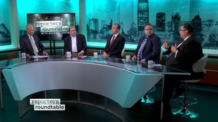 GOP Primary Debate Lights Up