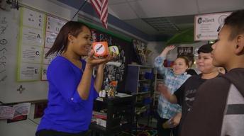 Kent Teacher Denisha Saucedo Helps Students Thrive