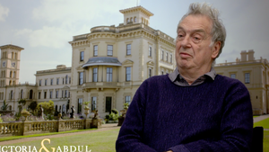 """Stephen Frears for """"Victoria and Abdul"""""""