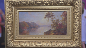 S21 Ep20: Appraisal: 1886 Jasper Cropsey Painting