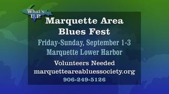 What's UP: Marquette Blues Fest 2017