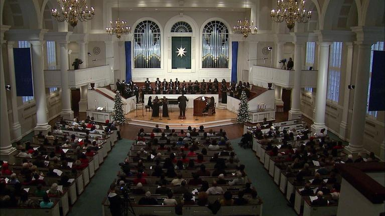 Black Issues Forum: NCA&T Holiday Choral Concert