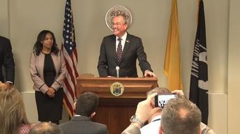 Murphy announces Tahesha Way as secretary of state