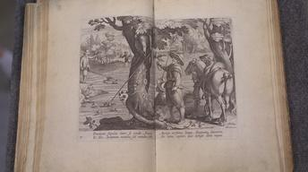 S21 Ep19: Appraisal: 1578 Johannes Stradanus Book of Prints