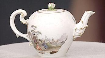 S21 Ep21: Appraisal: Meissen Teapot, ca. 1740