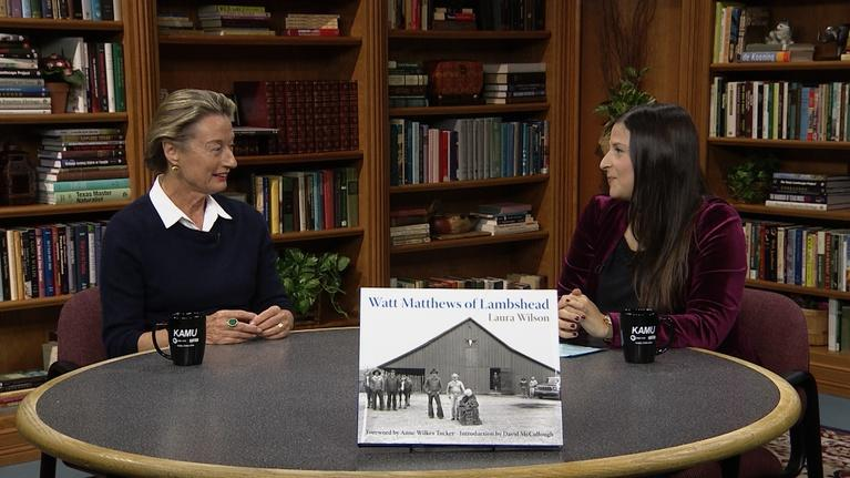 The Bookmark: Laura Wilson, Watt Matthews of Lambshead