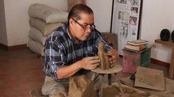 S9 Ep2: Carlomagno Pedro Martínez sculpts and assembles a fi