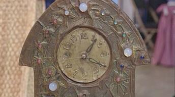 S21 Ep19: Appraisal: 1902 Alfred-Louis Daguet Clock