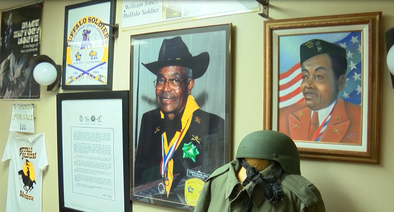 Tacoma Buffalo Soldiers  Museum
