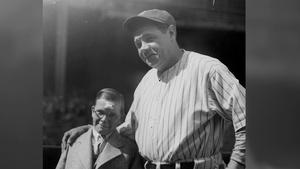 I'll Knock a Homer for You: Johnny Sylvester and Babe Ruth