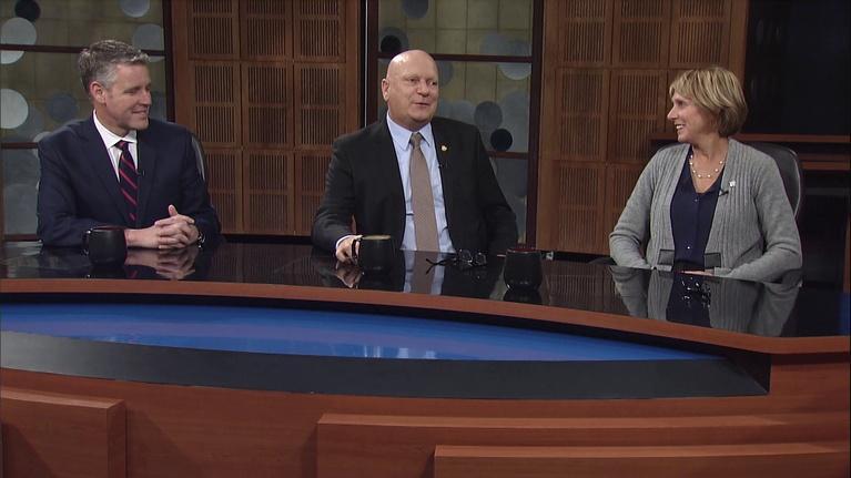 Politically Speaking: Politically Speaking - Michigan Legislative Update Extended