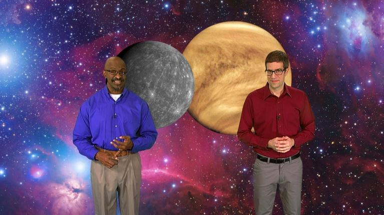 "Star Gazers: ""Take The Venus - Mercury Challenge"" Feb 19-25th 5 Min"