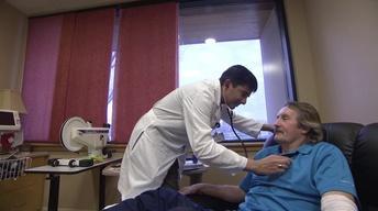 Dr. Ayaz Virji Delivers Healthcare in Dawson