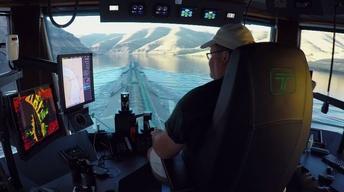 Train Mountain, Big River Tug and Horse Logger