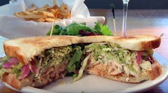 Flea Street Cafe, Metro Lafayette, Marin Sun Farms