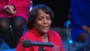 Dr. Dorothy Browne, provost of Bennett College