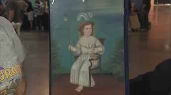 S22 Ep6: Appraisal: 1869 Niño de Atocha Painting