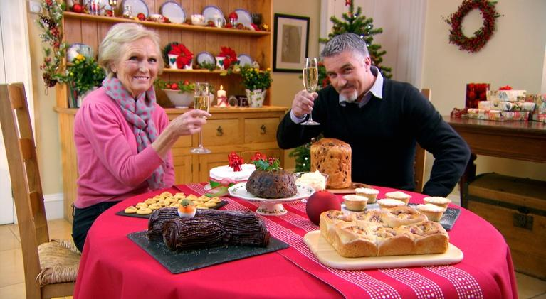 The Great British Baking Show: Christmas Masterclass Special Preview