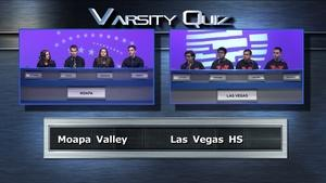 Varsity Quiz Blue League Semifinal I