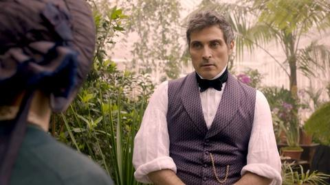 Victoria - Masterpiece -- S2: Rufus Sewell on the Real Lord M