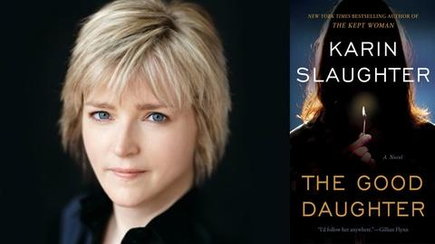 Book View Now -- Karin Slaughter | 2017 National Book Festival