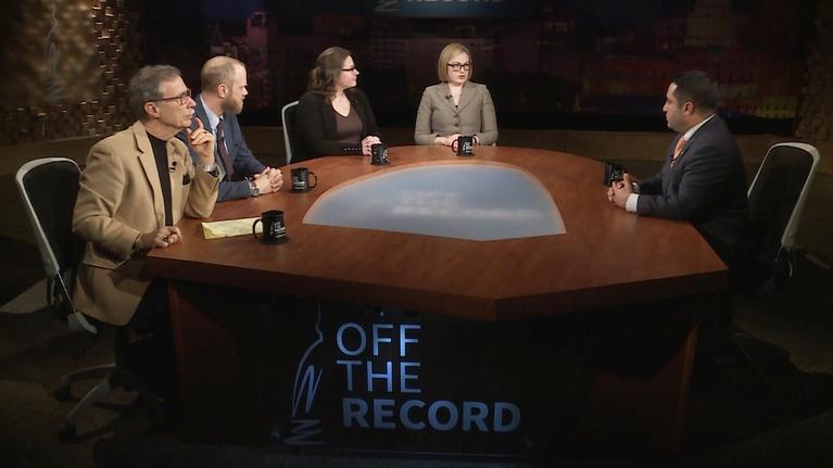 Off the Record: Rep. Klint Kesto | Off the Record OVERTIME |2/9/18